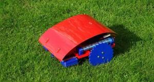 Немец построил Ardumower: 3D-печатную роботизированную газонокосилку