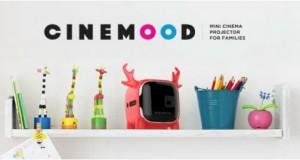 Мини-кинопроектор CINEMOOD v.2 собирает средства на Indiegogo