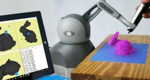 3D-перо Guided Hand выведет 3D печать на новый уровень