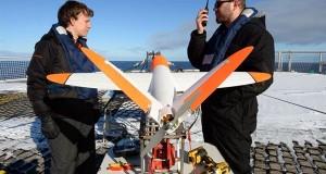 3D-печатный беспилотник протестирован в Антарктике в качестве навигации