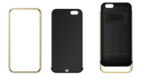 Чехол Duplex превращает iPhone в два телефона