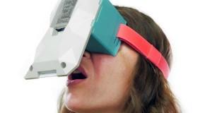 3D-печатная VR гарнитура Pockulus не требует смартфона