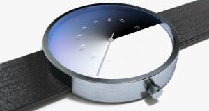 Придуманы часы Hidden Time, передающие время градиентом