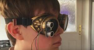 Созданы очки, которые передают принцип ориентации летучих мышей