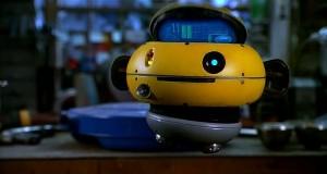 Энтузиаст создал копию робота Weebo из кинофильма «Флиббер»