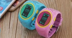 Jammowatch — самые маленькие детские умные часы с GPS трекером