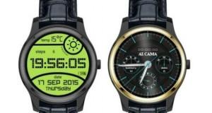 На Indiegogo появились умные часы ALCAMA M стоимостью $1