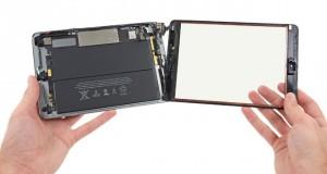 Типовые неисправности iPad