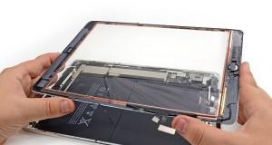 Замена стекла на iPad Mini Retina