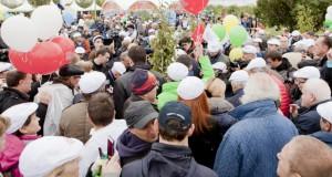 Более 6 тысяч человек пришли на лужковский субботник