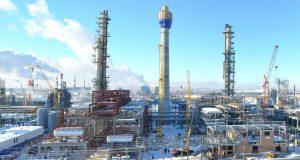 На Орском НПЗ завершили строительство первой линии установки производства серы