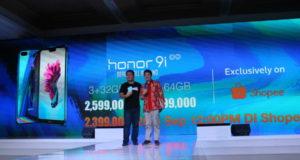 Новую модель Honor 9i представил ведущий электронный бренд смартфонов