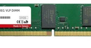 Компактный серверный модуль DRAM выпустила компания Innodisk