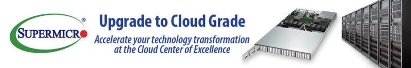 Инновационный центр облачных технологий открывают в Европе Supermicro и Intel