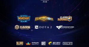 Опубликован график турниров Официального чемпионата WCG 2019 в Сиане