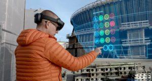 Компания Bentley Systems представила приложение смешанной реальности для проектов инфраструктурного строительства, использующее Microsoft HoloLens 2, на выставке Mobile World Congress