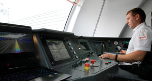 Демонстрация беспилотного локомотива состоялась на выставке «PRO//Движение. Экспо-2019»