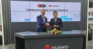 Горсовет Барселоны и Huawei намерены совместно реализовывать инновационные проекты