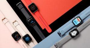 Смарт-часы Amazfit GTS от  Huami покорили рынки мира в «Черную пятницу-2019»