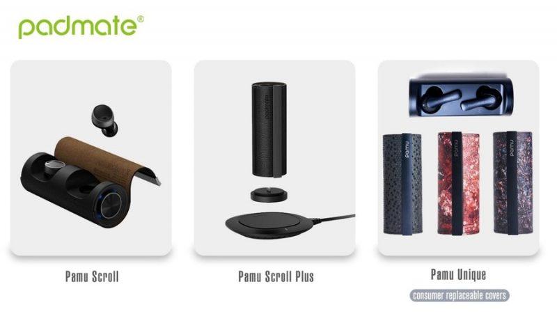 Padmate получила премию iF Design Award-2020 за Bluetooth-наушники PaMu Scroll