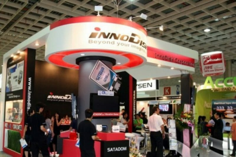 Компания Innodisk представила передовые решения для хранения данных