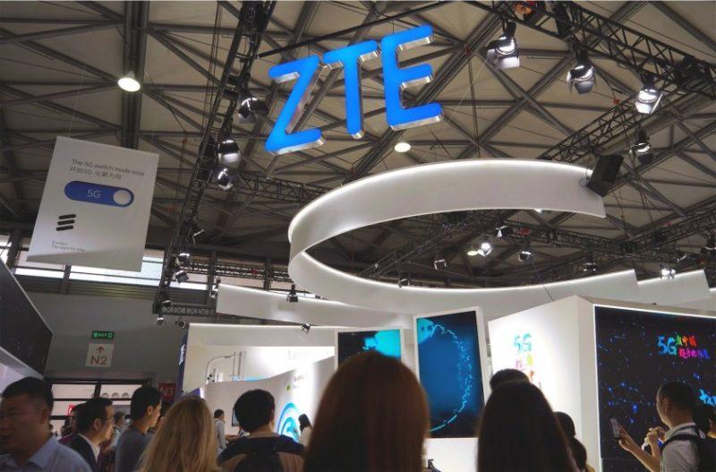 ZTE и Сhina Telecom осуществили испытания кластерной системы 400G OTN