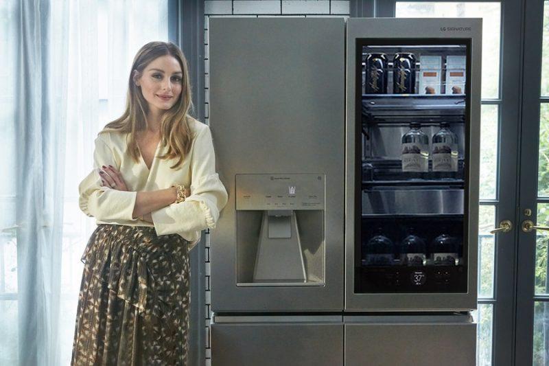 Лицом новой цифровой кампании LG SIGNATURE станет Оливия Палермо