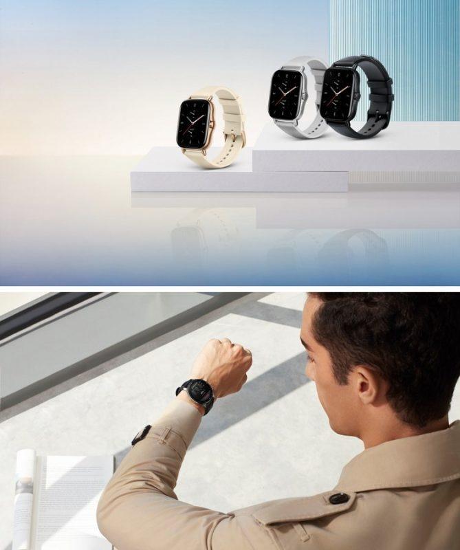 Amazfit представляет смарт-часы нового поколения Amazfit GTR 2 и Amazfit GTS 2