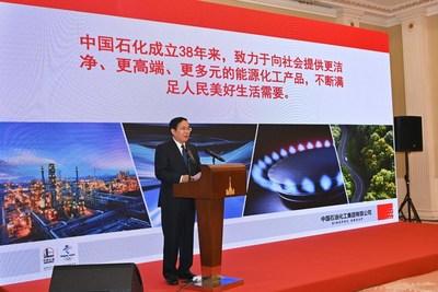 Чжан Ючжуо (Sinopec): создание мирового бренда повысит эффективность руководства бизнесом