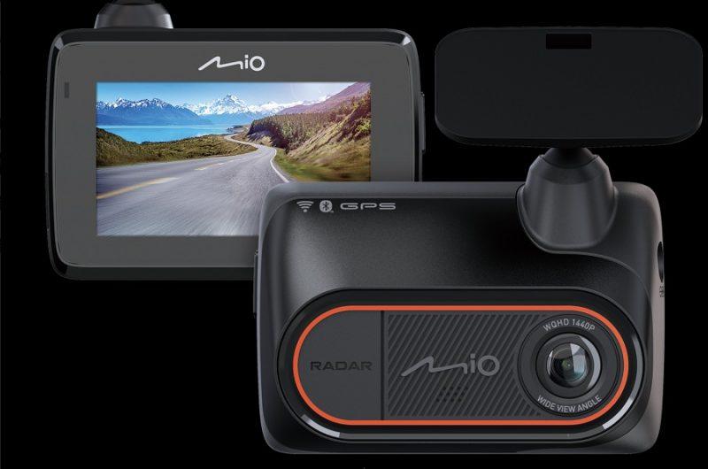 Mio Technology разработал новые интеллектуальные видеорегистраторы MiVue i177 и i157