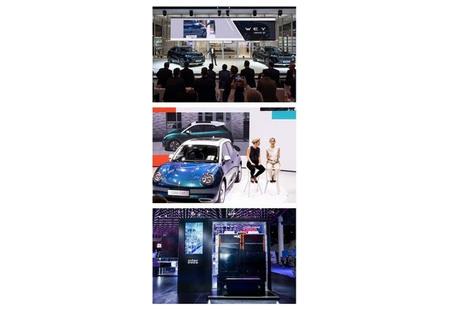 Новинки GWM на IAA Mobility 2021: пионеры на новом энергорынке в Европе