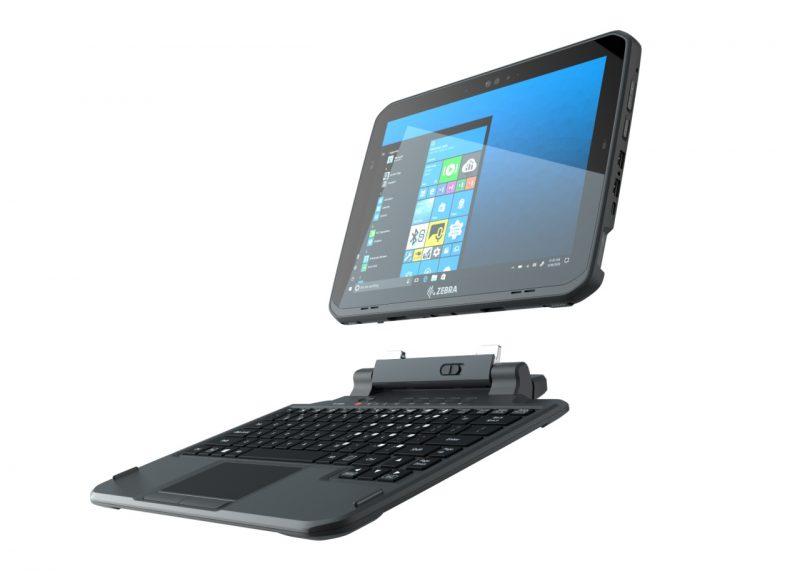 Zebra Technologies представляет ET80 и ET85 — новые 12-дюймовые защищенные планшеты на Windows и ноутбуки-трансформеры