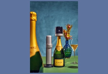 Coravin и Moët Hennessy представляют инновационную систему для шампанского и игристых вин