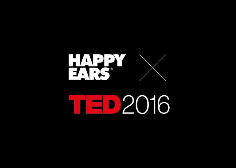 happy ears X TED 2016