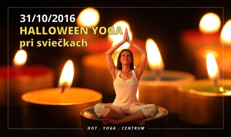 Carousel halloween yoga