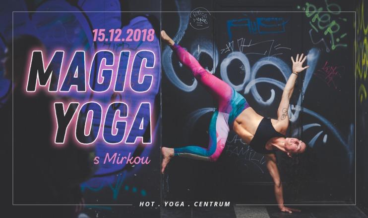 Carousel magic yoga