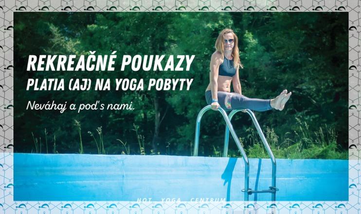 Carousel rekreacne poukazy yoga pobyty2