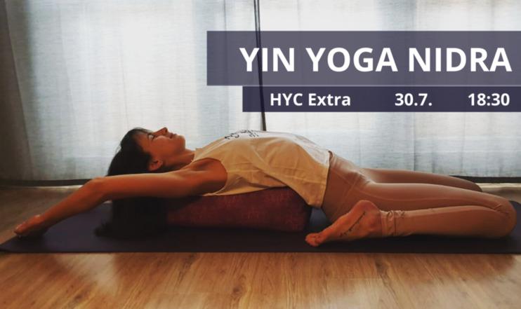 Carousel yin yoga nidra