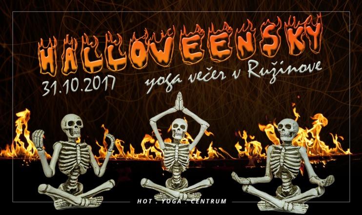 Carousel halloween yoga 2017