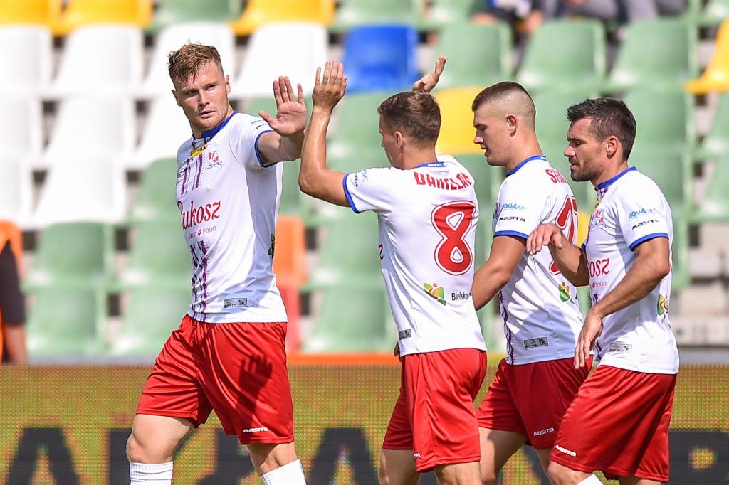 Podbeskidzie Bielsko-Biała na fotelu lidera Fortuna 1. Ligi