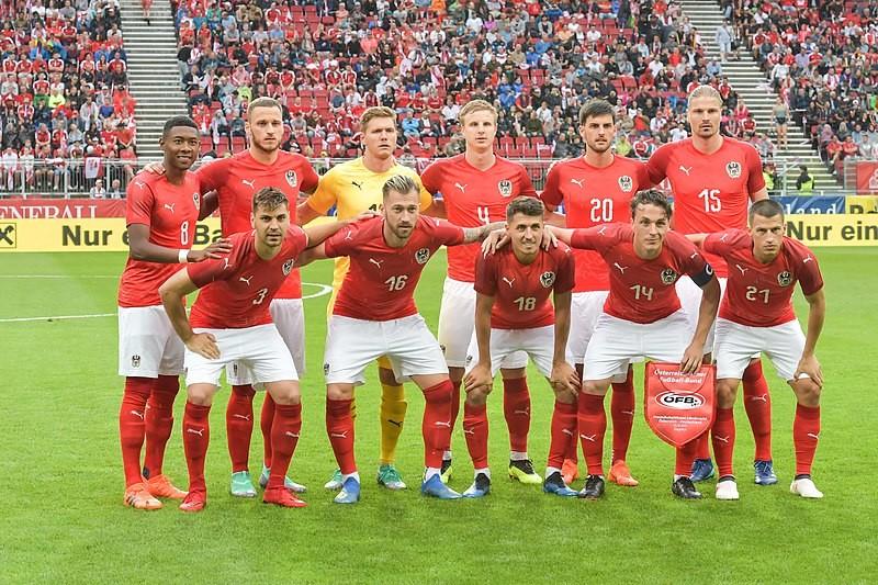 Walka o drugie miejsce w grupie G. Czy Austria ma się czego bać?