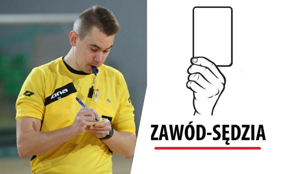 """Tomek Szpunar: """"Pojawiały się historie, w których arbitrom grożono nawet śmiercią"""""""