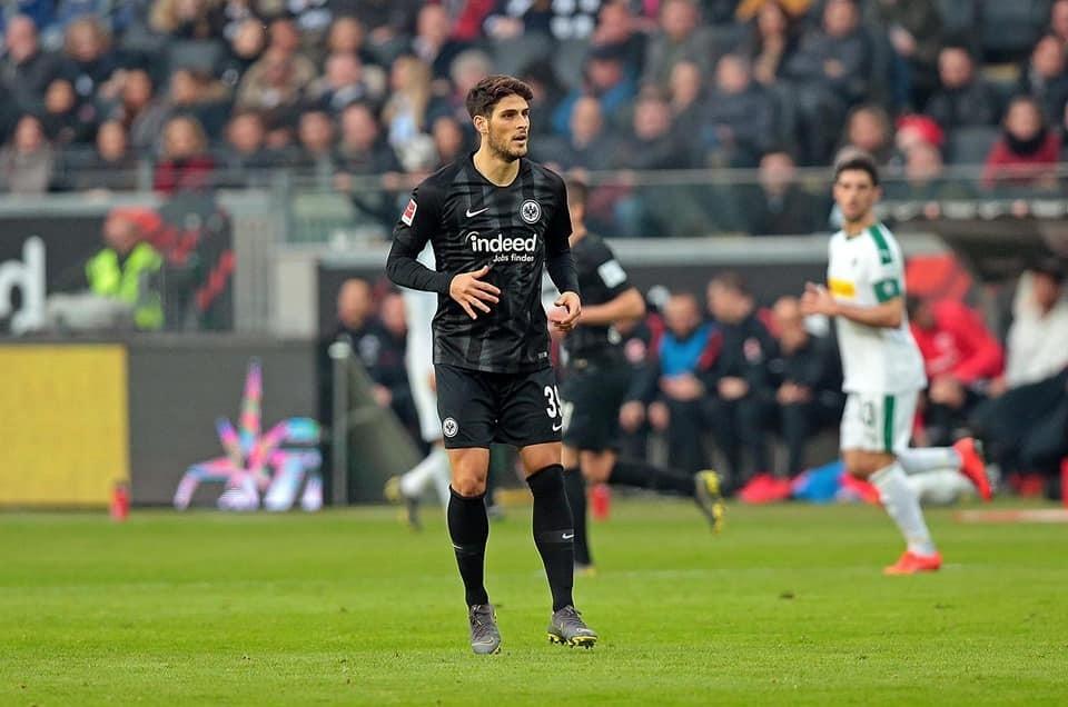 Goncalo Paciencia główną strzelbą Eintrachtu?