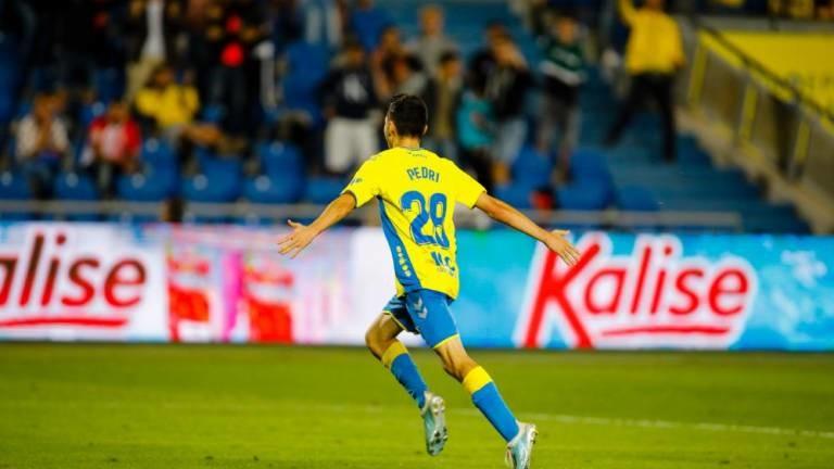 16-letni Pedri robi robotę w Las Palmas na zapleczu La Liga