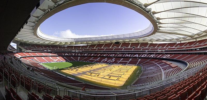 Na tym stadionie mógł grać Omar Santana