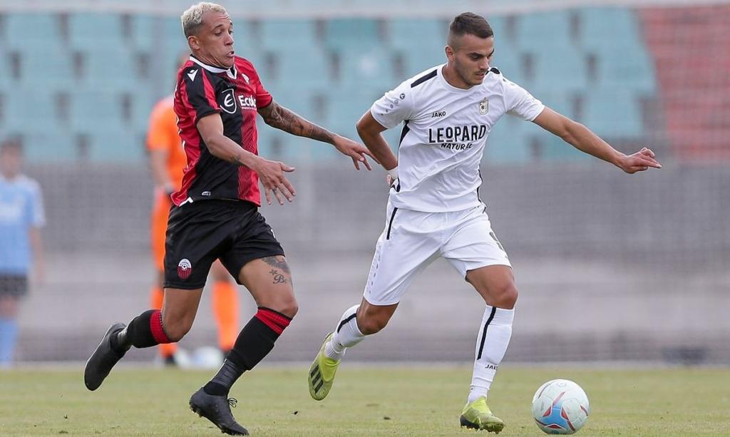 Danel Sinani – piłkarza Dudelange stać na międzynarodową karierę?