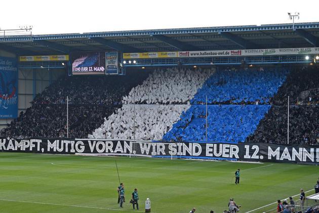 Arminia Bielefeld przed szansą powrotu do Bundesligi