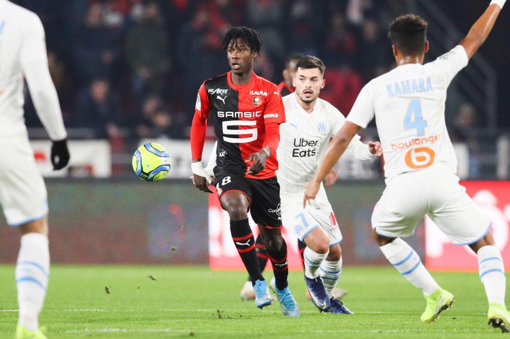 O nich będzie głośno: Eduardo Camavinga – błyskawicznie rozwijający się talent z Rennes