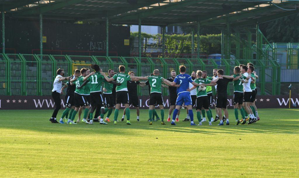 GKS Bełchatów nigdy nie zginie. Szczególnie od strony sportowej
