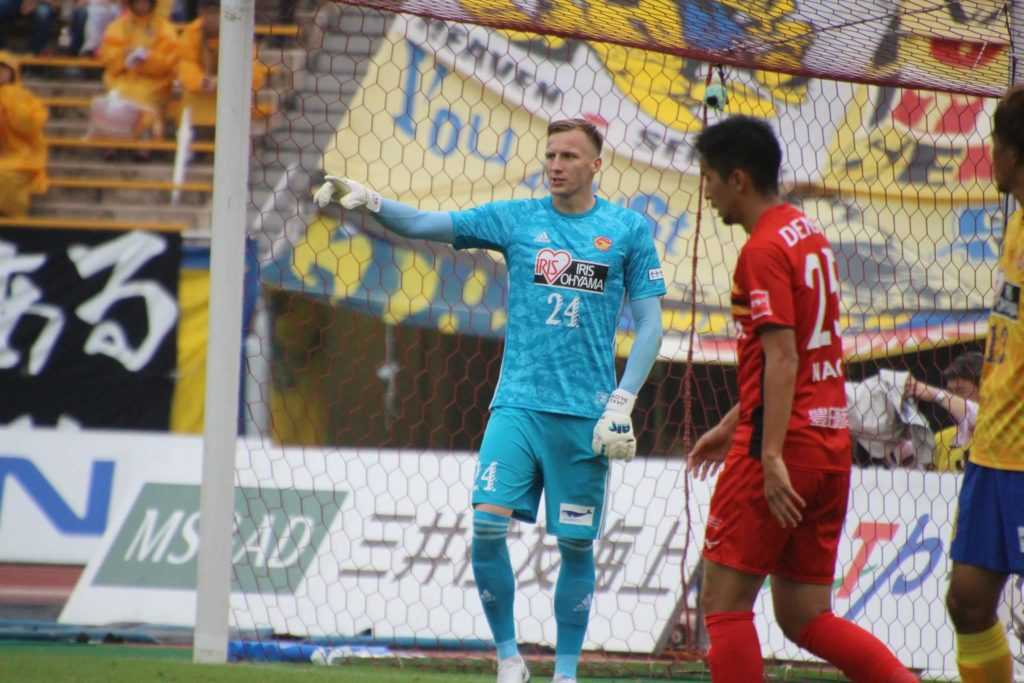 Jakub Słowik: Liga japońska jest lepsza niż ekstraklasa (WYWIAD)
